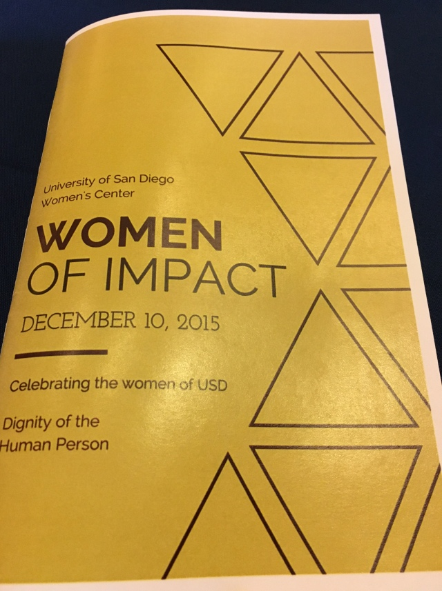 Women of Impact program