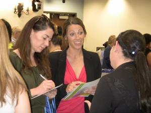 Employment fair with 2 MEPNs