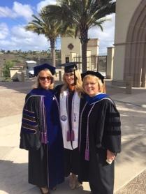 KKM, Diana Appleby, and Jackie Close